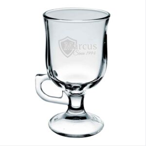 Irish Coffe Glas med exempelgravyr