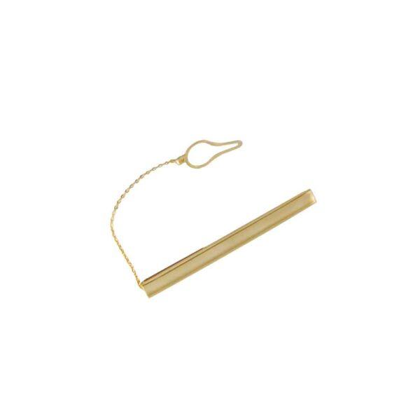 slipsnål i guld