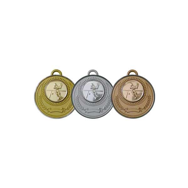 Idrottsmedalj Z2067 Guld, Silver och Brons